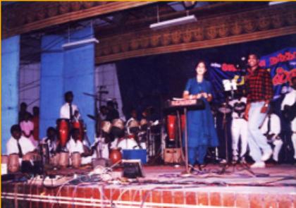Nandha in Balu & Balu Shruthi