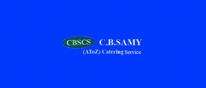 C.B.Samy Catering Service