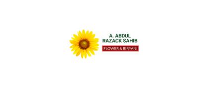 A. Abdul Razack Sahib Flower Merchant