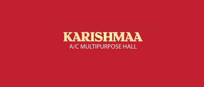 Karishmaa Multipurpose Hall
