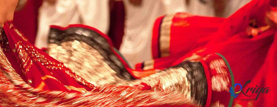 Kriya Wedding and Sangeet Choreography
