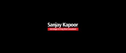 Astrologer Sanjay Kapoor