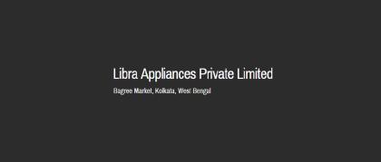 Libra Appliances Pvt. Ltd.