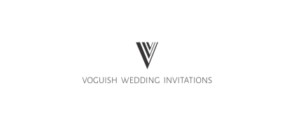 Voguish Wedding Invitations