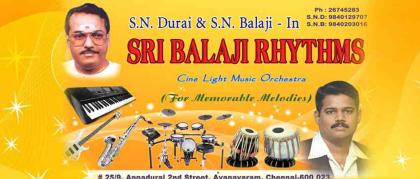 Sri Balaji Rhythms
