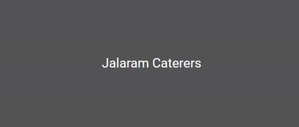 M/s Jalaram caterers