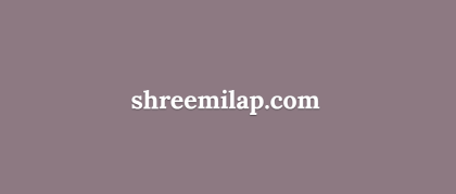 shreemilap.com