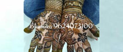 Mehandi By Bhumika