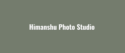 Himanshu Photo Studio