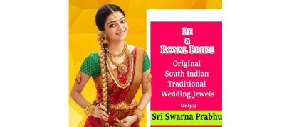 Sri Swarna Prabhu Jewellery