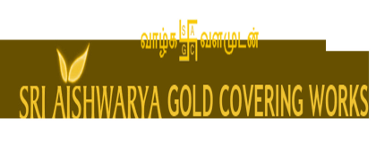 Sri Aishwarya Gold Covering Works