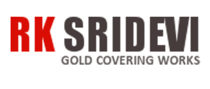 Sridevi Gold Covering