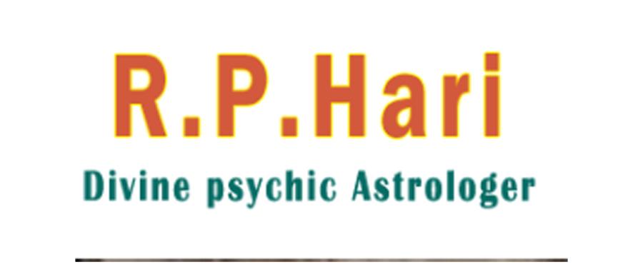 R.P.Hari Astrologer