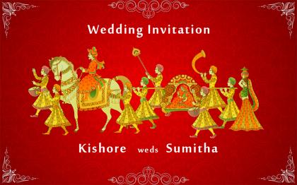Wedding Invitation - Make it good. It matters to people