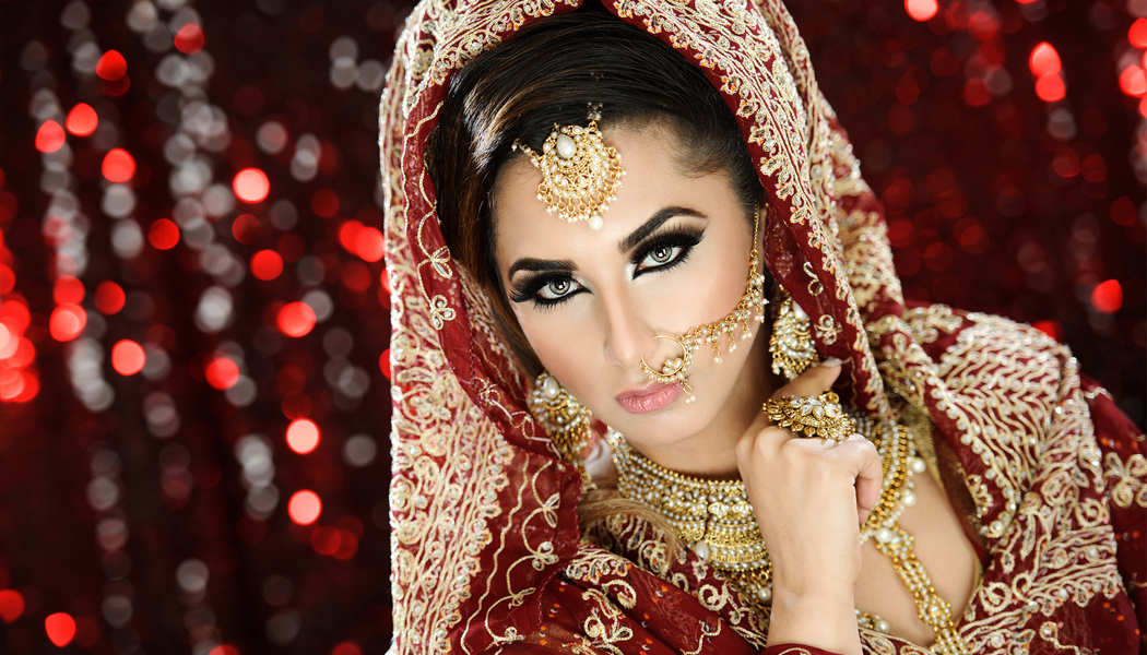 Bridal outfits from all over India